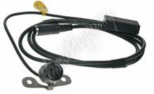 """c-ccd51nt x CCD 1/4"""" SHARP kamera 0,5 LUX NTSC, miniaturní přední / zadní"""