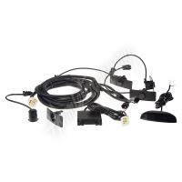 ps4wOEM Parkovací systém bezdrátový 4 senzorový - LED displej