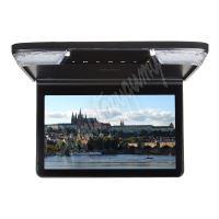 """ic-116dbl Stropní monitor 11,6"""" černý s DVD/SD/USB/IR/FM"""