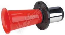 sn-150 Trumpeta plast 225mm, červená, 12V