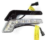 drltopMB LED světla pro denní svícení, 158x22mm, ECE