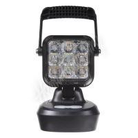 wl-Lidual1 AKU LED světlo přenosné, bílá/oranžová, 18x 1W, 103x105x201mm, ECE R10