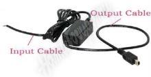 34151 Měnič napětí 12-24/5V, 2,5A Mini USB