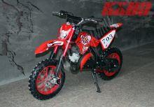 Minicross Nitro KXD3, červená