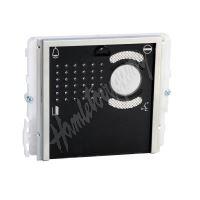 Comelit 33410 IKALL přední modul černý pro audio-video