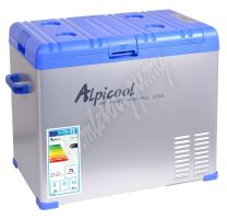 Chladící box kompresor 50l 230/24/12V -20°C BLUE