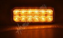 911-52 PROFI výstražné LED světlo vnější, 12-24V, ECE R10