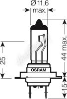 OS64210 OSRAM 12V H7 55W standard (1ks)