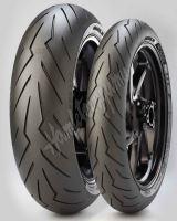 Pirelli Diablo Rosso III 120/70 ZR17 + 190/50 ZR17