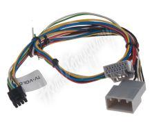 tvf-14 Kabeláž Volvo RTI 2011- pro připojení modulu TVF-box01