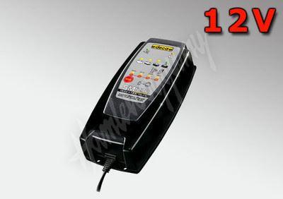 Nabíječka autobaterií Deca SM1270 (12V 7A) o kapacitě 14 - 225 Ah