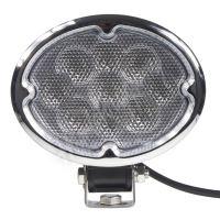 wl-cree27ov LED světlo oválné, 9x3W, 147x150x73mm