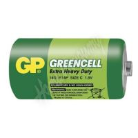 se042 Baterie GP R14 (C, malé mono), 1,5V