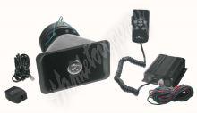 SN100Ws1 Profesionální výstražný systém s mikrofonem 100W