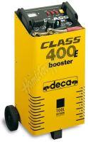 Nabíječka autobaterií Deca CLASS Booster 400E (12 /24V 26A  270 *A) p kapacitě 35 - 500 Ah