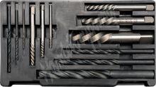 Vrtáky do přetržených šroubů SADA 12 ks