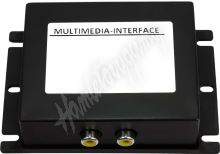 mi098 adaptér A/V vstup pro OEM navigaci Mercedes NTG2/NTG1/(NTG3)