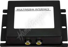 mi109 adaptér A/V vstup pro OEM navigaci Porsche Cayenne PCM2.1