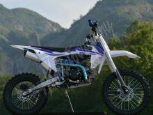 Pitbike MiniRocket SuperPit 17/14 125ccm modrá