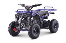 Dětská elektro čtyřkolka ATV MiniHummer 1000W 36V Deluxe Lithium modrá