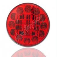 trl223led LED mlhová lampa zadní, 12-24V, ECE