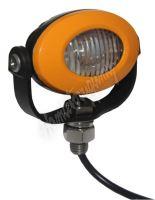 911-E33A PROFI LED výstražné světlo 12-24V 3x3W oranžový ECE R65 92x65mm
