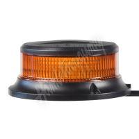 wl310fix LED maják, 12-24V, 18x1W oranžový, pevná montáž, ECE R65 R10