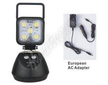 wl-1560aku AKU pracovní LED světlo s magnetem 15W