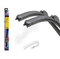 Stěrače FLAT SET (HOOK) 430+430mm