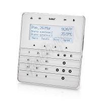 Satel INT-KSG-SSW dotyková klávesnice s LCD