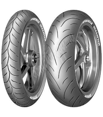 Dunlop Sportmax Qualifier 190/50 ZR17 M/C (73W) TL zadní