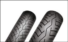 Bridgestone BT45 140/80 -17 M/C 69V TL zadní