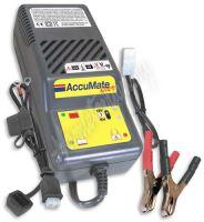 AccuMate 6V/12V (12 V 1,2 A) 7-75 Ah Automatická nabíječka automatic gelových baterií