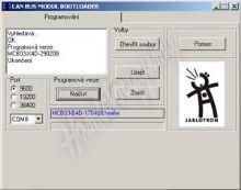 ja-blmcb Programátor CAN-Bus modulu ja-mcb01