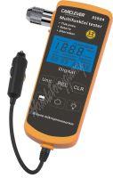 35924 Multifunkční tester 4v1 TPMS/baterie/nabíjení/lampička