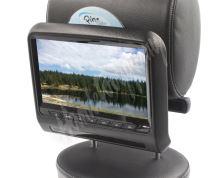 """ds-x93Dblack DVD/SD/USB/HDMI monitor 9"""" s držákem na opěrku černý"""