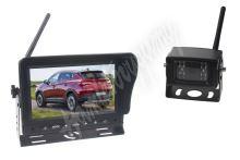 """svwd47set SET bezdrátový digitální kamerový systém / 1 x 4pin s monitorem 7"""""""