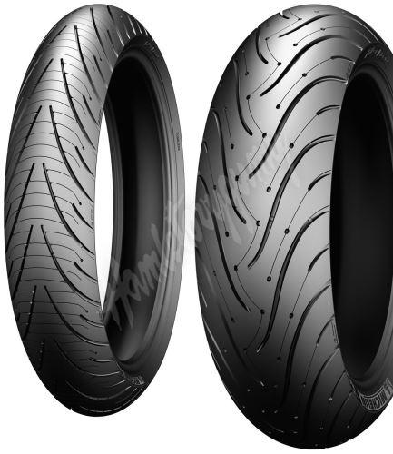 Michelin Pilot Road 3 120/70 ZR17 M/C (58W) TL přední