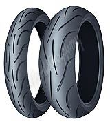 Michelin Pilot Power 120/70 ZR17 + 160/60 ZR17